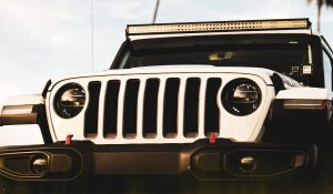 Best Front Grill for your Jeep Wrangler JK Rubicon Sahara Sport JKU 2007- 2018