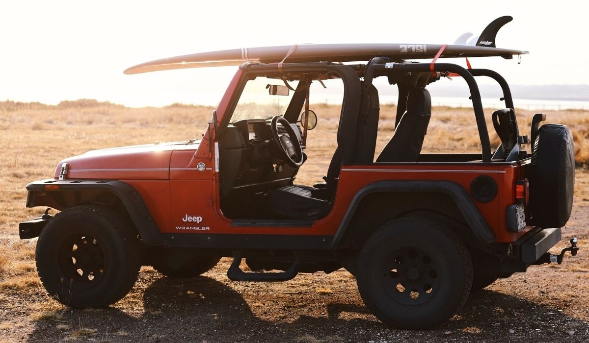 Read more about the article How to Mount Kayak on Jeep Wrangler Top, Hitch, & Trailer Mount
