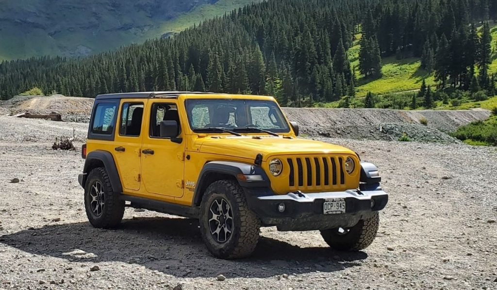 utility trailers for a jeep wrangler