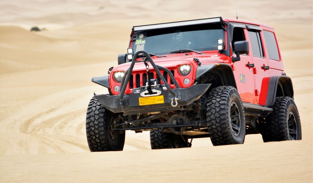 Read more about the article How long do stock tires last on jeep wrangler?