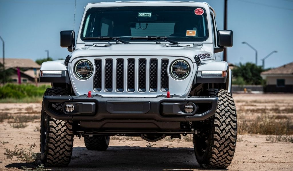 calibrate a jeep speedometer for bigger tires
