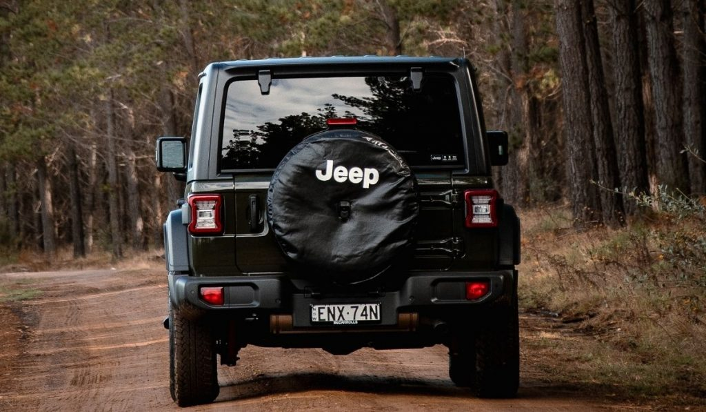 Can you put a winch on a stock jeep wrangler bumper?