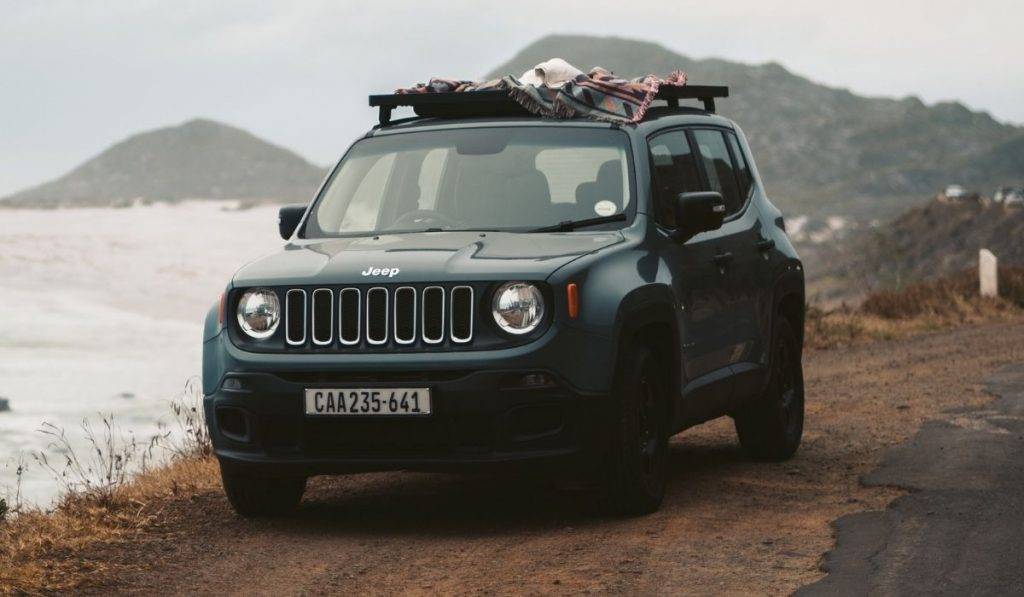 replace axle U-Joint on jeep wrangler